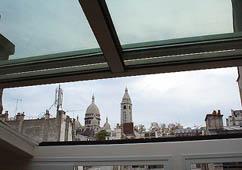 toiture ouvrante amovible toitures coulissantes couverture de piscine veranda decouverte. Black Bedroom Furniture Sets. Home Design Ideas